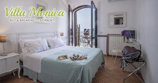 Recensioni Villa Monica Sorrento Recensioni Bed And